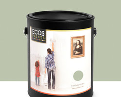 Imperial Paints - Eggshell Wall Paint, Gallon Can, Feather Mist - Overview: