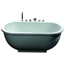 Contemporary Bathtubs by RTA Cabinet Store