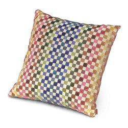 Missoni Home - Missoni Home | Maseko Vivid Pillow 16x16 - Design by Rosita Missoni.