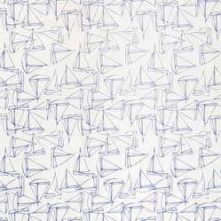 Set Sail Wallpaper, Roll, Light