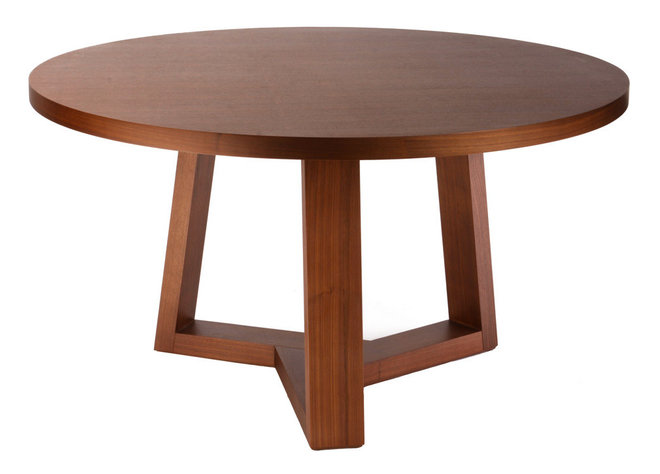 modern dining tables by Matt Blatt