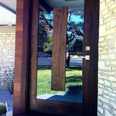 Modern Front Doors by Ivan Industries