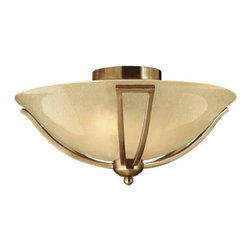 Hinkley Lighting 4660BR 2 Light Foyer Bolla Collection -
