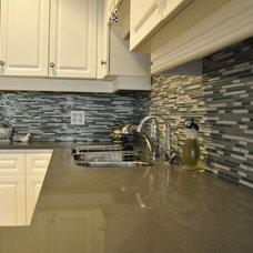 Modern Kitchen Countertops by Granite Prestige