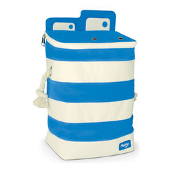 P'kolino - Monster Storage Bin, Blue - Stylin' Storage that is Practical AND Playful!