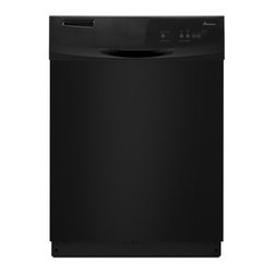 Avanti - Amana Black Dishwasher - FEATURES