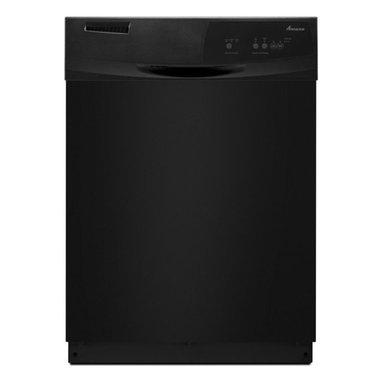 Avanti - Amana Black Dishwasher - FEATURES