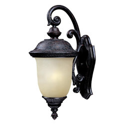 Maxim Lighting - Oriental Bronze Carriage House EE 1 Light Outdoor Wall Sconce - Product
