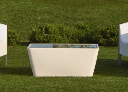 Modern Outdoor Dining Tables by Go Modern Furniture