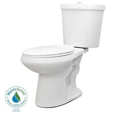Contemporary Toilets by Home Depot