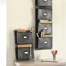 Industrial Storage And Organization by Ballard Designs