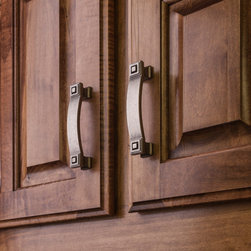 Cabinet Knobs & Pulls - Delmar Collection from Jeffrey Alexander by Hardware Resources