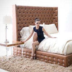 Sasha Bed by H Studio