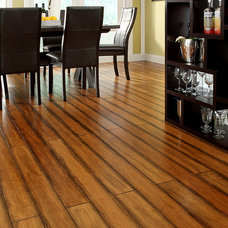 Contemporary Hardwood Flooring by Dasso Group