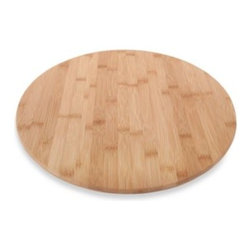 "Core Bamboo - Core Bamboo 16-Inch Lazy Susan - This attractive bamboo lazy Susan with a large surface area revolves to give everyone at the table easy access to condiments, salt and pepper, and more. Measures 16"" in diameter."