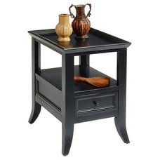 Transitional Side Tables And Accent Tables by eFurniture Mart