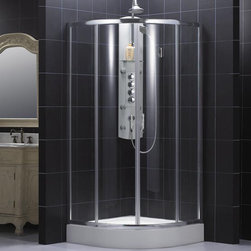 Dreamline Sector Shower Enclosure - PRODUCT SPECIFICATIONS