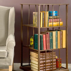 Traditional Bookcases by Candelabra