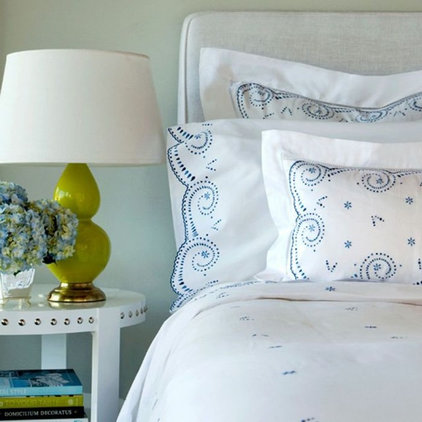 Contemporary Bedding by Our Boat House