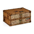 Jonathan Charles - New Jonathan Charles Small Chest of Drawers - Product Details