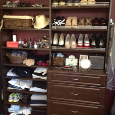 Clothes And Shoes Organizers by NW Contractor Services