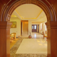 Traditional Hall by n.goyal &associates