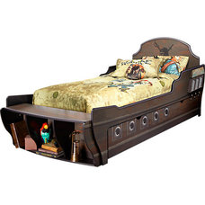 Eclectic Kids Beds by Rooms to Go