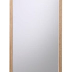 IKEA of Sweden - RAM Mirror - Mirror, solid wood