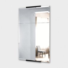 Contemporary Mirrors by Holly Hunt