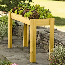 Traditional Outdoor Pots And Planters by Gardener's Supply Company