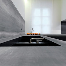 Modern Kitchen Countertops by Specialty Tile Products