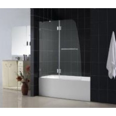 DreamLine Aqua LUX Tub Door Clear Glass - SHDR-3348588-04 by QualityBath.com