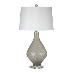 Bassett Mirror - Bassett Mirror Clara Table Lamp - Clara Table Lamp