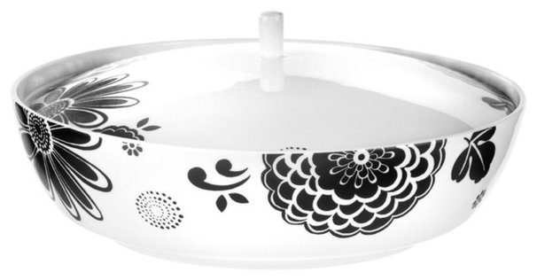 Contemporary Serving Dishes And Platters by myTableware