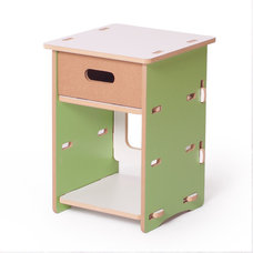 Contemporary Kids Nightstands by Sprout, Quark Enterprises