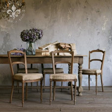 traditional dining chairs and benches by Eloquence, Inc.