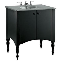 bathroom vanities and sink consoles by HomeClick