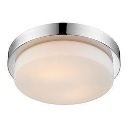 Golden Lighting - CH Multi-Family Flush Mount - Flush Mount - Medium