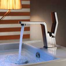 Modern Bathroom Faucets by Exotic Home Expo