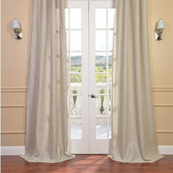Half Price Drapes - Signature Birch French Linen Sheer Single Panel Curtain Panel, 50 X 96 - - Our signature French Linen Sheer Curtain panel is second to none when it comes to quality, light diffusion, and style. This sheer panel creates privacy while still allowing sunlight into your home. The high quality linen provides and subtle texture to any room.  - Single Panel  - 3 Rod Pocket  -   - Pole Pocket  - Dry clean  - 100% Linen  - Unlined  - 50x96  - Imported  - Beige Half Price Drapes - SHLNCH-GB1001033-96