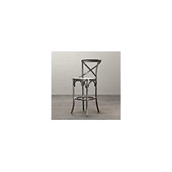 Blind Perch Bar, Vermillion Ohio - Madeline Metal Chair
