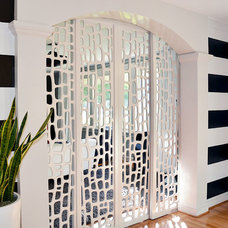 Modern Interior Doors by crestviewdoors