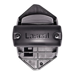 "Lascal - KiddyGuard Avant Banister Installation Kit - Locking Side - The Avant Banister Kit is crafted for use with the 5-12501 KiddyGuard gate so that it can be installed at the banister of any standard set of stairs. This device may be used at banister with a minimum size of 7/16"", and maximum of 2"" on either a square or round post. The ""Locking Side"" kit includes all hardware necessary to secure the Locking Strip of the gate your stairs? banister for optimal security in your home. Use the separate ""Housing Side"" kit for the opposite side of the installation if desired. Available in black or white to complement your gate system."