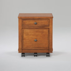 Traditional Filing Cabinets by Ethan Allen
