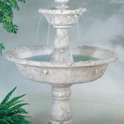 Henri Studios - Large Tazza Tier Fountain -