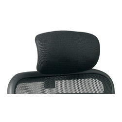 "Office Star Products - Optional Mesh Headrest - Fits 818 Series Only - Optional Mesh Headrest. Ratchet Height Adjustment. Fits 818 Series Only; Color: Black; Materials: Mesh/Nylon; Mesh Headrest; Ratchet height Adjustment; Fits 818 Series Only; GREENGUARD Certified; Dimensions: Assembled: 12.5""W x 6.5""D x 12.25""H; Pad Size: 12.5W x 7H""W x ""D"