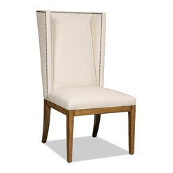 Hooker Furniture - Hooker Furniture Brookhaven Dining Chair 300-350034 - The Brookhaven Collection is crafted from hardwood solids with cherry veneers.