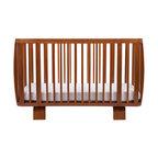 Bloom Retro Crib, Oak -