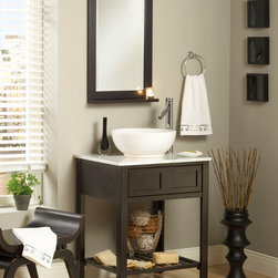"24"" Parsons Single Bath Vanity (PA2421) -"