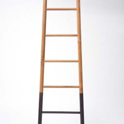 Medium Bloak Ladder - I adore this simple dipped ladder. It makes me wish I had really high shelves to lean it up against.